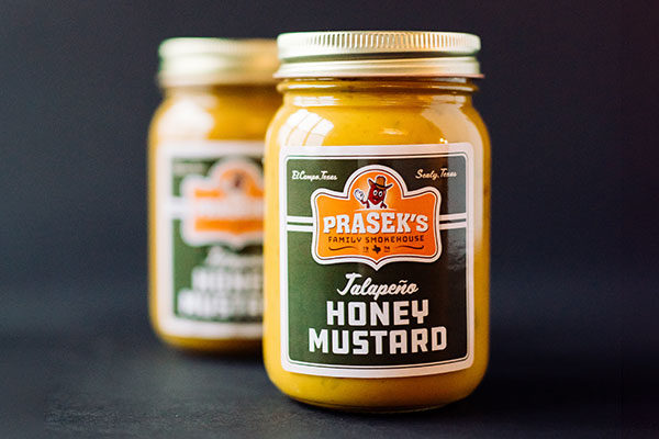Jalapeno Honey Mustard