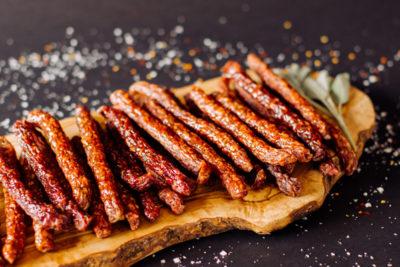 Dry Sausage & Sticks
